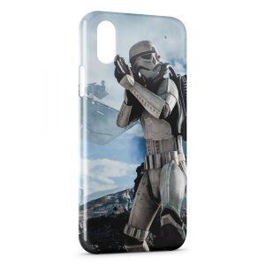 coque pour iPhone X