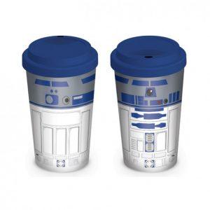 travel mug R2D2